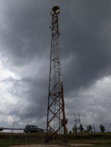Rwanda 通信塔